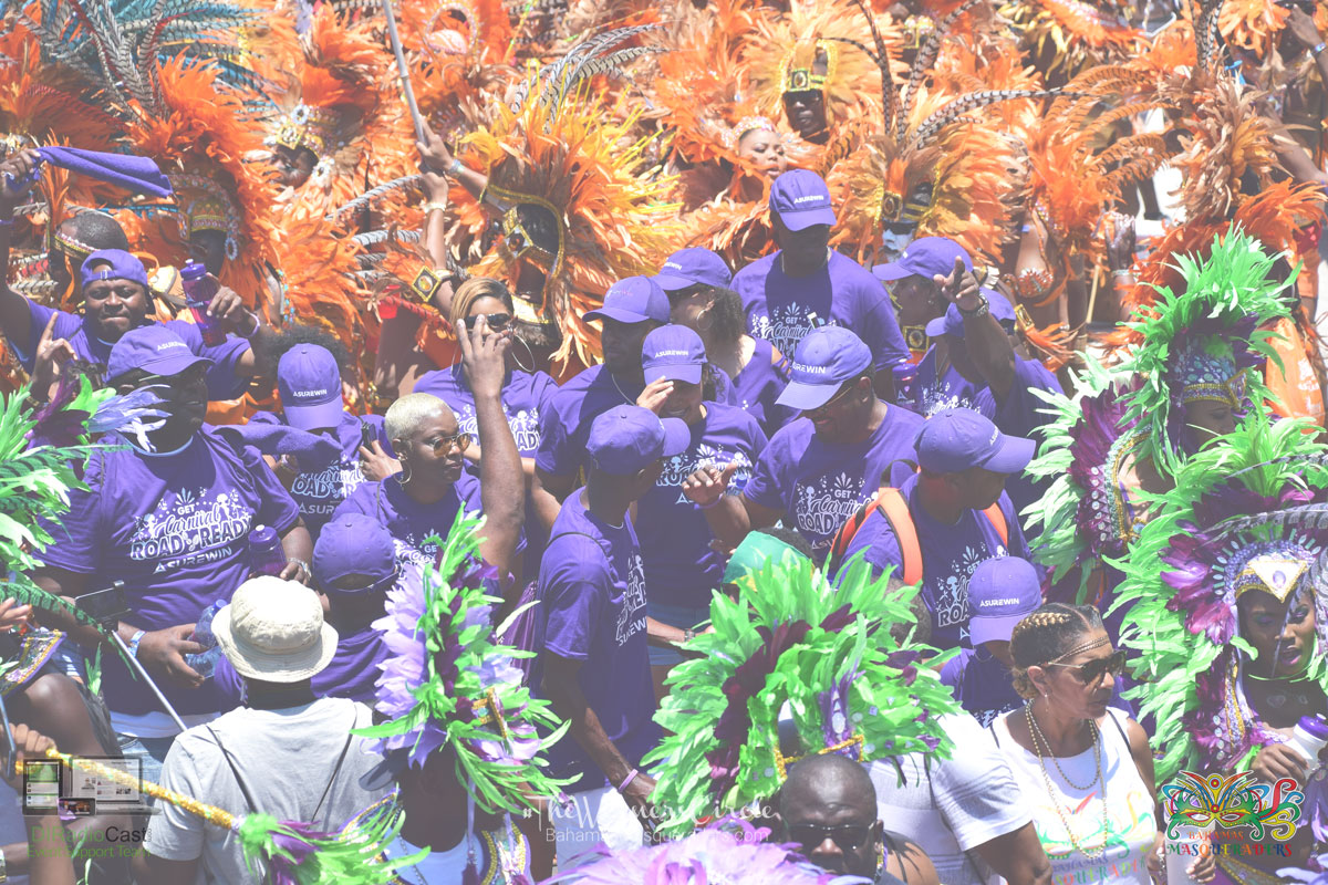 #PhotReCap Bahamas Masqueraders Road Fever 2016